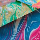 Mi Proyecto del curso: Introducción al marmoleado. Un proyecto de Pintura, Creatividad y DIY de Núria R.L. - 09.05.2021