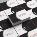 Tarjeta de visita Caronte. Um projeto de Design gráfico de Maider San Martín - 23.02.2021