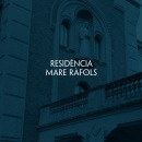 MARE RÀFOLS. RESIDENCIA.. A Br, ing, Identit, and Signage Design project by Mang Sánchez - 05.01.2021