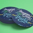 Tazo Colaboración de Aniversario. Un proyecto de Diseño, Diseño gráfico, Diseño de producto, Caligrafía, Lettering, Caligrafía con brush pen, H y lettering de Alejandro Solórzano - 13.09.2018