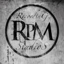 Diseño de Marca RPM studios. Un proyecto de Diseño, Publicidad, Br, ing e Identidad, Diseño gráfico, Serigrafía y Diseño Web de Vicente Santiago - 14.05.2021