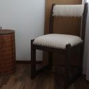 Mi Proyecto del curso: Restauración y tapizado de sillas . Um projeto de Artesanato, Design de móveis, Design de interiores, DIY, Marcenaria, Upc e cling de Paula Romer - 09.05.2021