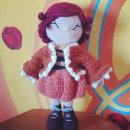 Muestra del curso:  Top-down: prendas a crochet de una sola pieza. Un proyecto de Moda, Diseño de moda, Tejido, DIY y Crochet de Gabi Schroeter - 15.05.2021