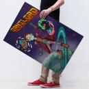 Mi Proyecto del curso: Dirección de arte e ilustración para publicidad. Un proyecto de Diseño, Publicidad, Dirección de arte, Gestión del diseño y Creatividad de Eleazar Castro - 16.05.2021
