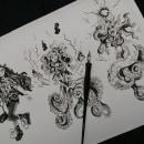 Mi Proyecto del curso: Diseño de personajes femeninos para cómics. Un proyecto de Diseño de personajes, Cómic y Dibujo de Giovanna Carpio Medellín - 15.05.2021