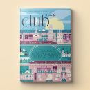 PORTADA CLUB RENFE. Un proyecto de Ilustración, Publicidad y Diseño editorial de Del Hambre - 19.05.2021