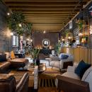 Casacor 2019 Casa Ribbed . Um projeto de Design de interiores, Interiores e Arquitetura de LIMA LOFT INTERIORS - 20.05.2021