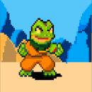 Mi Proyecto del curso: Animación de personajes en pixel art para videojuegos . Um projeto de Animação de personagens, Videogames, Pixel Art e Desenvolvimento de videogames de Kevin Nevares - 19.05.2021