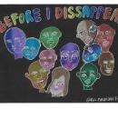 Before I disappear. Um projeto de Ilustração, Arte urbana, Desenho artístico e Sketchbook de Dani Zagala - 20.05.2021