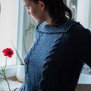 Jersey Marinheira. Un proyecto de Diseño, Diseño de vestuario y Artesanía de Carmen García de Mora - 01.03.2021