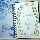 Mi Proyecto del curso: Técnicas aplicadas de ilustración en acuarela. Um projeto de Ilustração, Artes plásticas, Pintura e Pintura em aquarela de Liliana Donato - 09.05.2021