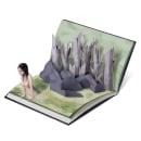 ¿Qué libro le regalarías a una mujer en prisión?. A Illustration, Editorial Design, Pencil drawing, and Digital illustration project by Noelia de Alda - 05.10.2021