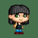 Game for my girsfiend birthday. A Postproduktion, Animation von Figuren und Videospielentwicklung project by Luiz Tanure - 27.05.2021