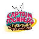 Captain ToonHead Vs The Punks from Outer Space. Un proyecto de Videojuegos, Diseño de videojuegos, Desarrollo de videojuegos y Narrativa de Luis Daniel Zambrano - 27.05.2021