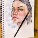 Mi Proyecto del curso: Introducción al dibujo artístico de la figura humana. Un proyecto de Bocetado, Dibujo a lápiz, Dibujo, Dibujo realista y Dibujo anatómico de ismadxd7 - 28.05.2021