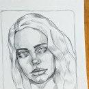 Mi Proyecto del curso: Retrato realista con lápiz de grafito. Un proyecto de Ilustración, Bellas Artes, Bocetado, Dibujo a lápiz, Dibujo, Ilustración de retrato, Dibujo de Retrato, Dibujo realista, Dibujo artístico y Dibujo anatómico de ismadxd7 - 28.05.2021