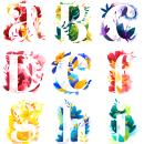 36 Days of Type 08. Um projeto de Ilustração, Lettering, Ilustração digital e Lettering digital de Rosemarie - 29.05.2021
