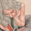 Mi Proyecto del curso: Ilustración con pastel y lápices de colores. Un proyecto de Ilustración, Bellas Artes, Dibujo a lápiz, Dibujo, Ilustración de retrato, Dibujo de Retrato, Dibujo realista y Dibujo artístico de Begoña Blázquez Parro - 29.05.2021