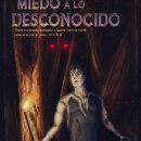 """Paginas de """"Miedo a lo desconocido"""". Un proyecto de Ilustración, Diseño gráfico y Escritura de Denis Arcila - 31.05.2021"""