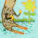 Embroidery Projects: Pocket Log Book. Un proyecto de Ilustración, Diseño editorial y Bordado de Leicia Gotlibowski - 02.06.2021
