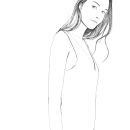 Ilustración animada - Pasos. Un proyecto de Ilustración, Publicidad, Diseño editorial, Ilustración de retrato y Edición de vídeo de Paula Mira - 01.06.2021