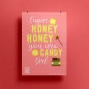 Tipografia experimental - Sugar, sugar - The Archies . Un proyecto de Ilustración, Tipografía y Diseño de carteles de Laís Guarazemini - 03.06.2021