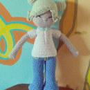 Proyecto final del curso: Amigurumi: diseño de ropa, pelo y complementos. Un proyecto de Artesanía, Diseño de juguetes, Tejido y Crochet de Gabi Schroeter - 03.06.2021