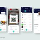 Digital Wallet App. A Mobile design project by Shyamani Gunathilaka - 06.07.2021