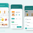Shopping Experience. A Design, Mobile design, and Mobile App Design project by Shyamani Gunathilaka - 06.07.2021