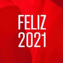 FELIZ AÑO. Un proyecto de Diseño y Motion Graphics de Felícitas Hernández - 30.12.2020