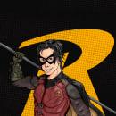 Mi Proyecto del curso: Ilustración para cómics: anatomía de un superhéroe. Un proyecto de Ilustración, Diseño de personajes, Cómic, Dibujo a lápiz y Dibujo anatómico de Guillermo Eguizabal - 10.04.2021