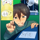 Mi Proyecto del curso: Ilustración digital con influencia manga. Un proyecto de Ilustración, Cómic, Ilustración digital, Stor, telling, Narrativa y Dibujo manga de Josber Hernandez - 08.06.2021