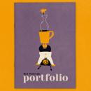 PORTFOLIO ILUSTRACIÓN 2021. Un proyecto de Ilustración y Gestión del Portafolio de Rut Pedreño Criado - 09.06.2021