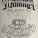 Composición de Lettering. Un proyecto de Ilustración, Tipografía, Escritura, Caligrafía y Lettering de Francisco Serrano - 10.06.2021
