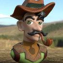 Sherlock. Un progetto di Animazione 3D, Modellazione 3D , e Character design 3D di Jorge Moreno - 11.06.2021