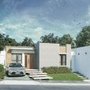 Proyecto Macarena - Guayaquil, EC.. Un proyecto de Arquitectura, Arquitectura interior, Diseño de interiores y Modelado 3D de Kevin Iturralde - 12.03.2021