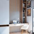 Rediseño Dormitorio - Cuenca, EC.. Un proyecto de Arquitectura, Arquitectura interior, Diseño de interiores y Modelado 3D de Kevin Iturralde - 30.03.2021