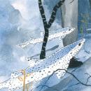 Weird Fishes. Um projeto de Ilustração, Design editorial e Ilustração infantil de La Noga - 16.06.2021