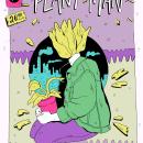 """""""PLANT-MAN"""" Mi Proyecto del curso: Creación de cómics con Manga Studio. Un proyecto de Cómic y Dibujo de Ely Astorga - 14.06.2021"""