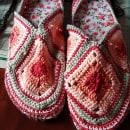 Meu projeto do curso: Upcycling com crochê para iniciantes. A Fashion, Fashion Design, Fiber Arts, DIY, Upc, cling, and Crochet project by Daniela de A. Santana - 06.17.2021