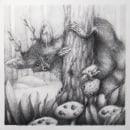 La cena de Aduin. Un proyecto de Ilustración, Bellas Artes, Dibujo a lápiz, Dibujo, Dibujo artístico e Ilustración editorial de Williams Cortes - 17.06.2021
