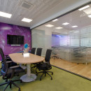 DISEÑO OFICINA MÁLAGA | LUNIK. Um projeto de Design, Br, ing e Identidade, Arquitetura de interiores, Design de interiores e Interiores de DIKA estudio - 29.03.2021