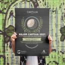 DISEÑOS DE CARTELES DE GOLF | EVENTOS JUNTA DE ANDALUCÍA. Um projeto de Design, Ilustração, Design gráfico e Design de cartaz de DIKA estudio - 24.05.2021
