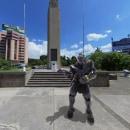 Video de VFX combinando video 360, animación 3D, rigging y mocap data.. A VFX, 3D, and 3D Animation project by Juan Saravia - 06.09.2021