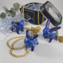 Mi Proyecto del curso: Creación de joyería con arcilla polimérica. Um projeto de Design de acessórios, Design de joias e Cerâmica de Elisabeth Kalon - 15.06.2021