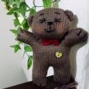 TEDDY BEAR. Um projeto de Tecido de Veronica J. Correa - 22.06.2021