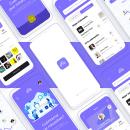 Mi Proyecto del curso: Creación de prototipos interactivos con Adobe XD. A Illustration, UI / UX, Interactive Design, Web Design, Digital Design, and Mobile App Design project by Emanuel Peña - 06.21.2021