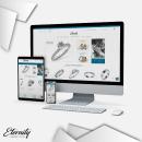 Desarrollo tienda virtual - E-coommerce. Un proyecto de Desarrollo Web y e-commerce de Catalina Robayo - 23.06.2021