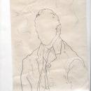 S O M O S  :  Diálogos con Vincent Van Gogh. Um projeto de Artes plásticas, Desenho a lápis e Bordado de Ceci Fernandez - 24.06.2021