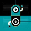 Cores & Formas. Un proyecto de Diseño, Dirección de arte, Diseño gráfico, Collage, Diseño de carteles y Diseño digital de Luana Monteiro - 16.06.2021